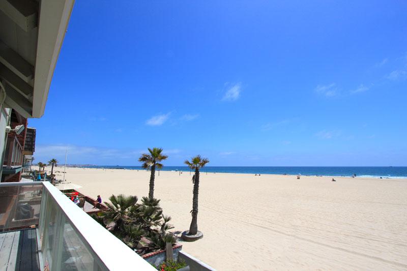 West Ocean Front Newport Beach Ca